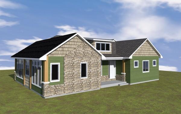UW BERG Net-Zero Home