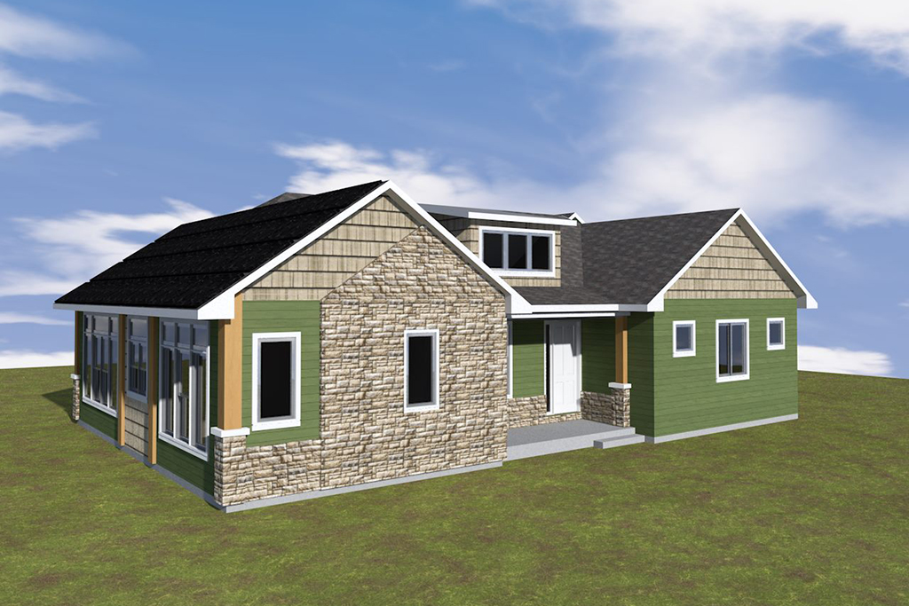 Uw Berg Net Zero Home King Engineering