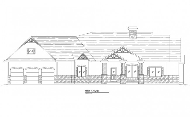 custom_home_plans_CrestedButte-drawing