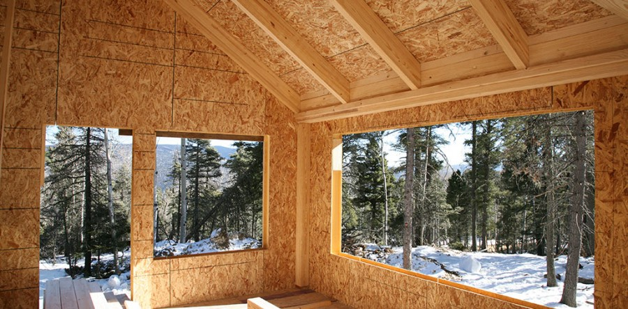 Structural insulated panels king engineering for Structural insulated panel home designs