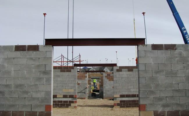 king_engineering_commercial_construction_daysinn_walls
