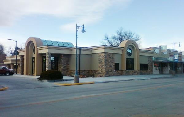 Bloedorn Lumber Headquarters